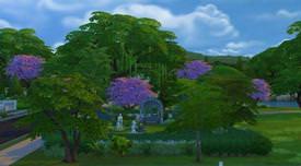 The Sims 4 Romantic Garden Stuff Garden of Hot 'N Heavy